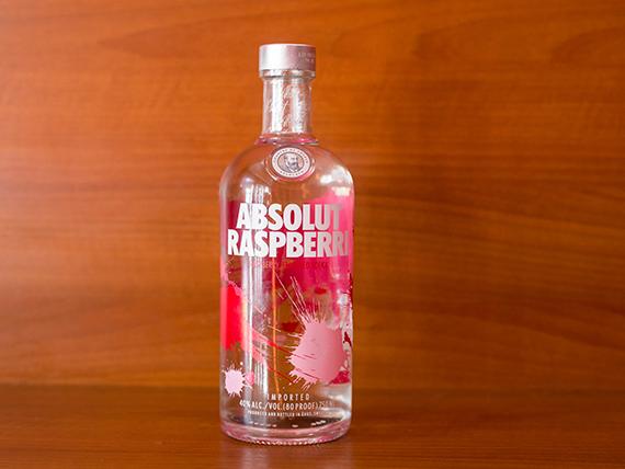 Vodka Absolut saborizado 750 ml
