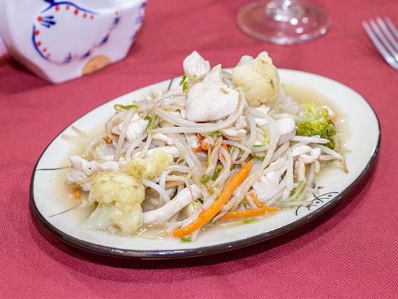 Chapsui pollo