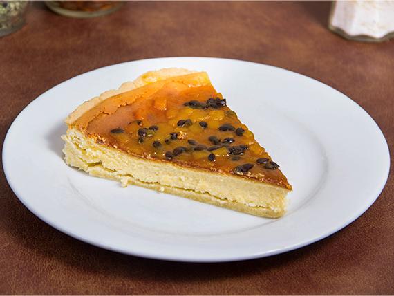 Cheesecake mango maracuyá