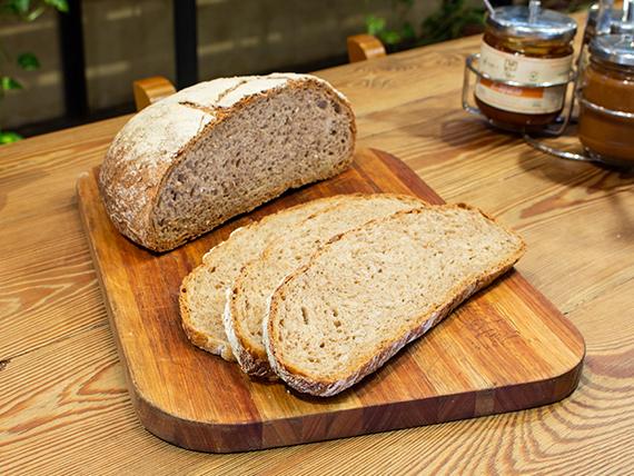 Pan de semillas