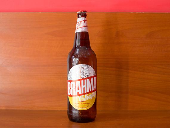 Cerveza Brahma 1 L