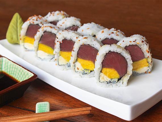 Tuna roll (10 piezas)