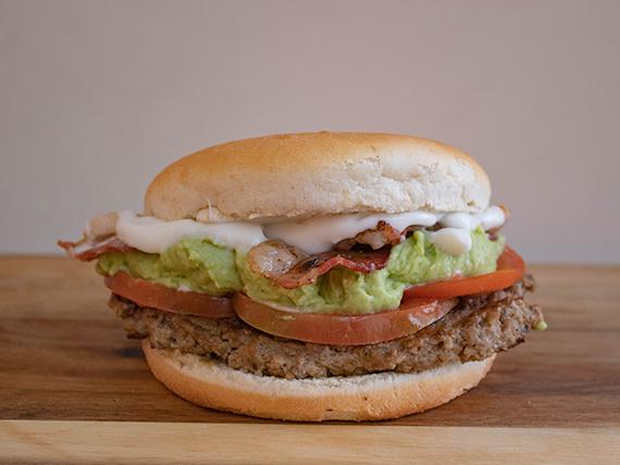 Hamburguesa Italian Bacon