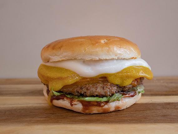 Hamburguesa classic Bigger