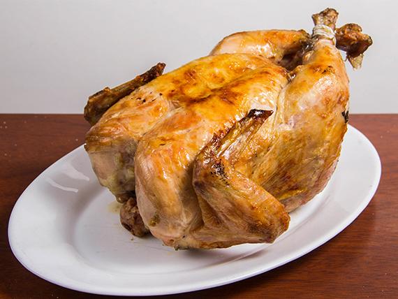 Pollo entero
