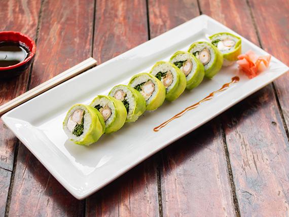 Avocado tempura (8 unidades)