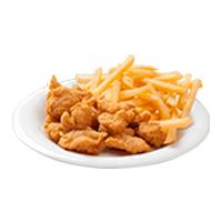Porción Trocitos De Pollo