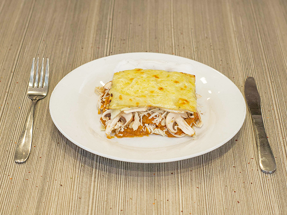 Lasagna 2 Ingredientes