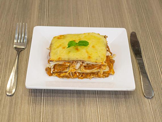 Lasagna 1 Ingrediente