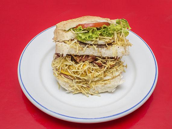 12 - Sanduíche Primos especial