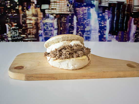 Sandwich tradicional