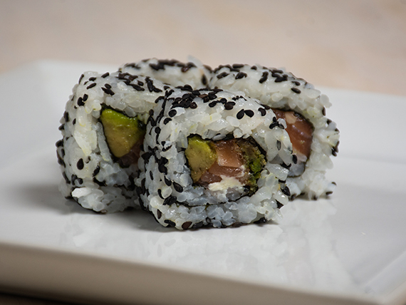 New York roll (9 unidades)