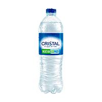 Agua Cristal Botella