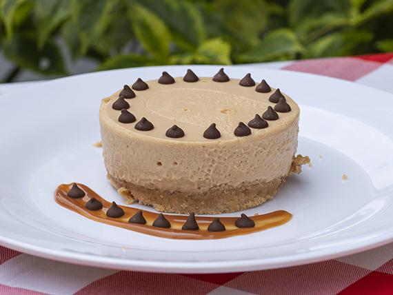 Cheesecake de Arequipe o Dulce de Leche
