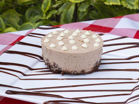 Cheescake de Nutella