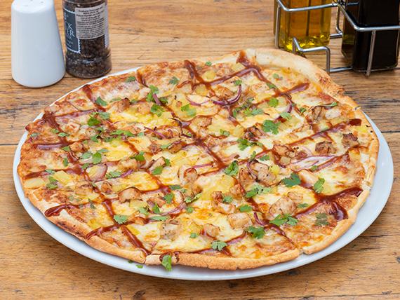 Pizza Maui BBQ