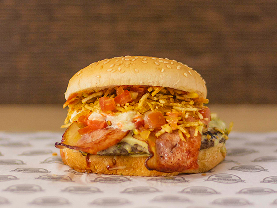 Hamburguesa Rosco Burger