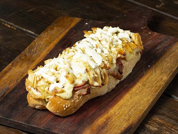 Hot Dog Brutal