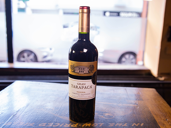 Vino Gran Tarapacá cabernet sauvignon 750 ml