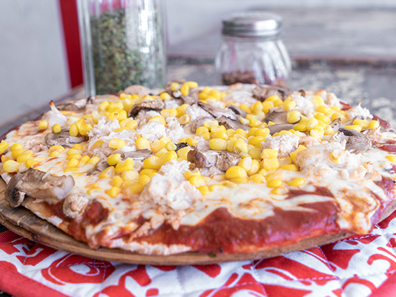 Promo - Pizza individual