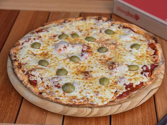 Pizza con aceitunas (42 cm)