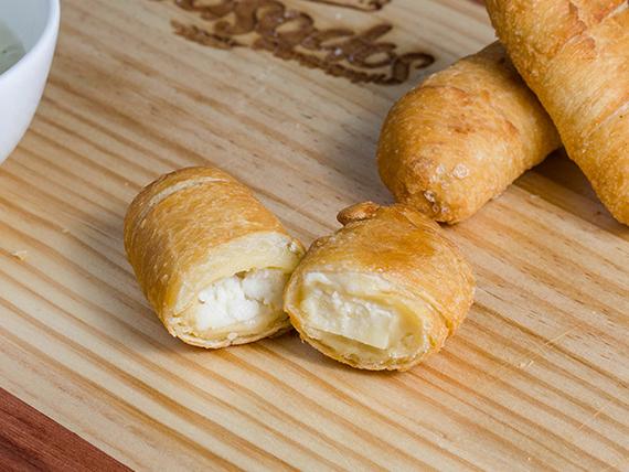 Tequeños de queso 7 cms