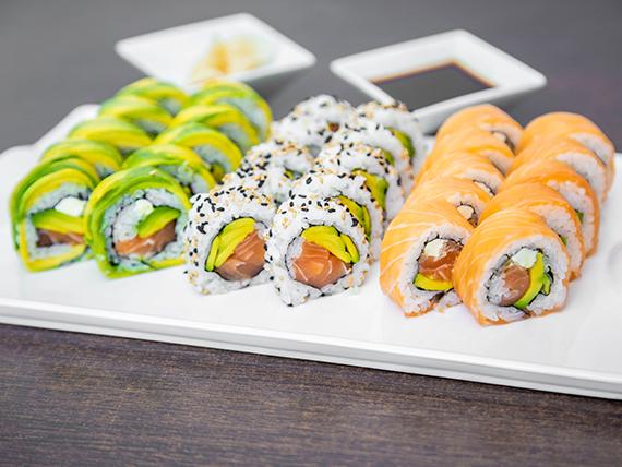 Combinacion de sushi  A