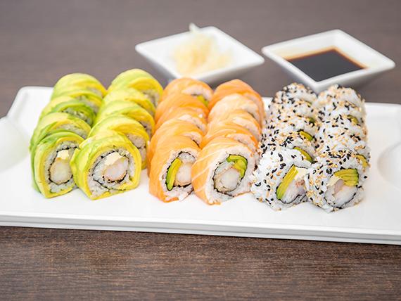 Combinacion de sushi B
