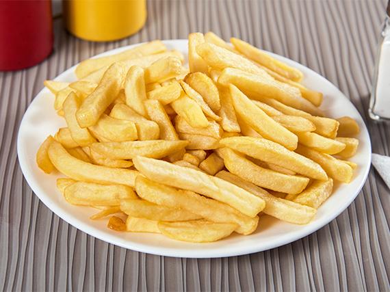 Papas fritas mediana porción de 500 g
