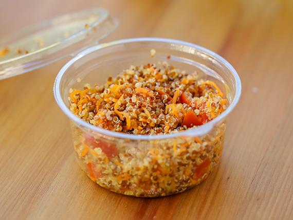 Mini ensalada de quinoa