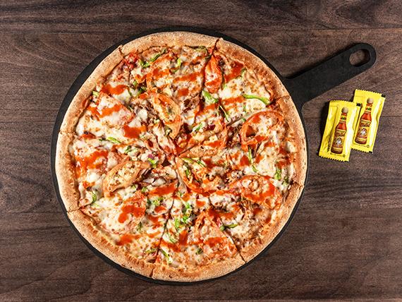 Pizza la cholula familiar