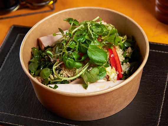 Ensalada green quinoa