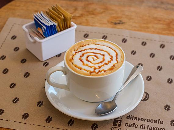 Café caramel macchiato