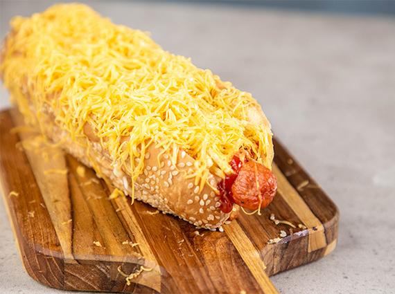 Hot dog base por bola