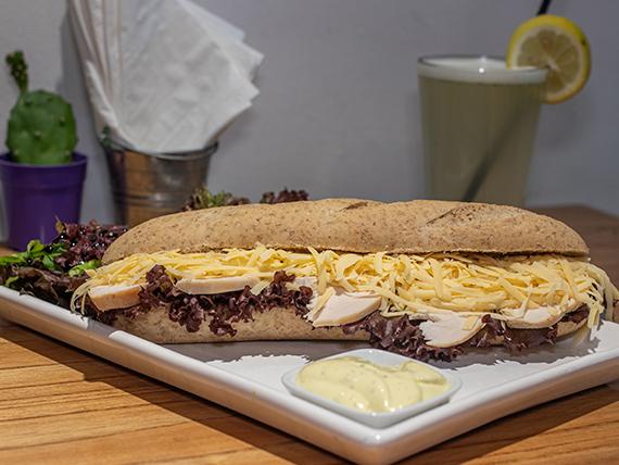 Sándwich césar