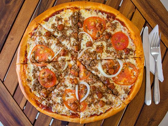 Pizza chilena