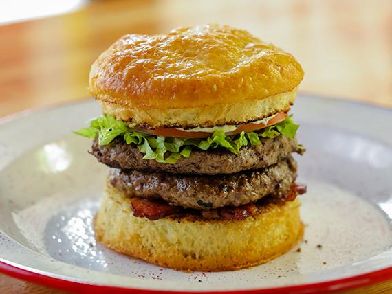 Promo - Burger Double JD