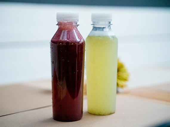 Agua saborizada 380 ml