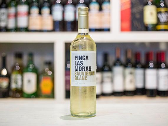Vino blanco Finca Las Moras sauvignon blanc