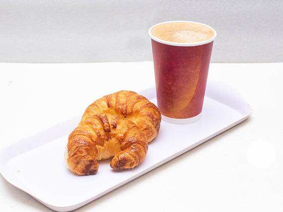 Combo - Café grande + 2 medialunas