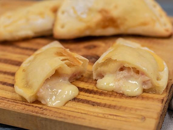 Empanadas de jamón y queso - 3 unidades (gluten free)