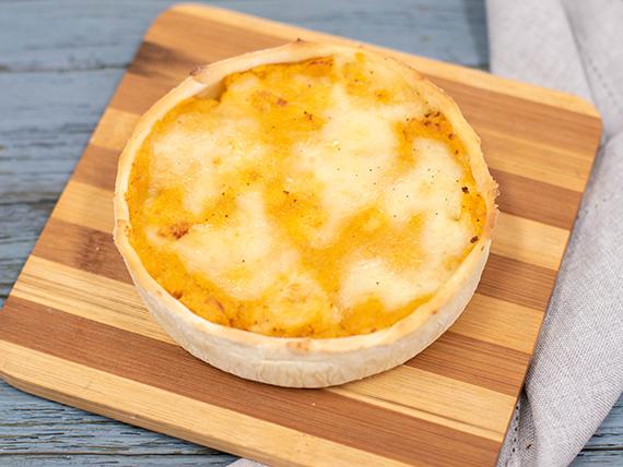 Tarta de calabaza (gluten free)