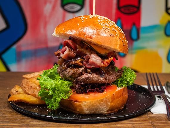 Kentucky special burger