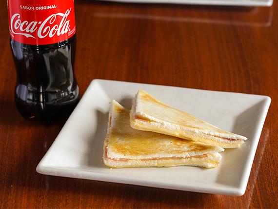 Promo express - Sándwich grillado