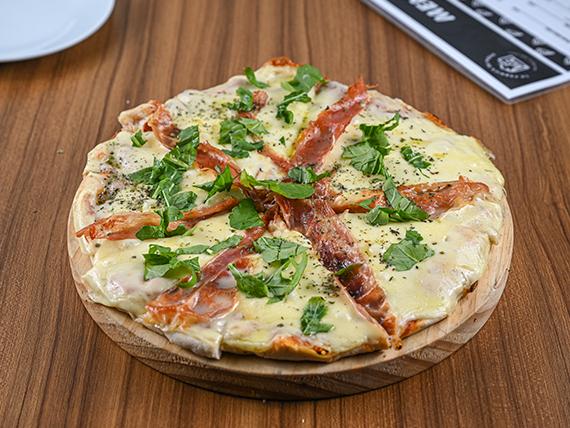 Pizzeta prosciutto