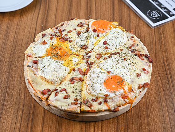Pizzeta La Fabrica de Pizzas
