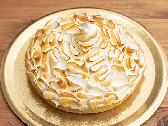 Tarta lemon pie (10 porciones)