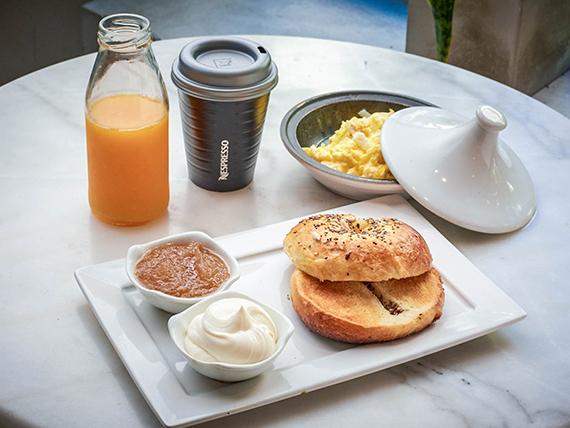 Desayuno o merienda - Anaborrel