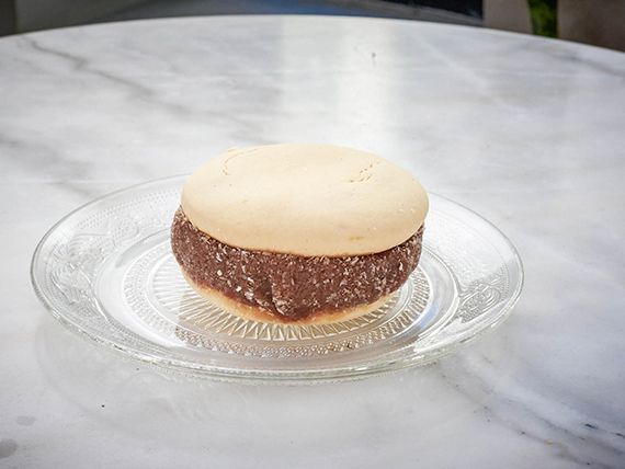 Alfajor de maicena XL