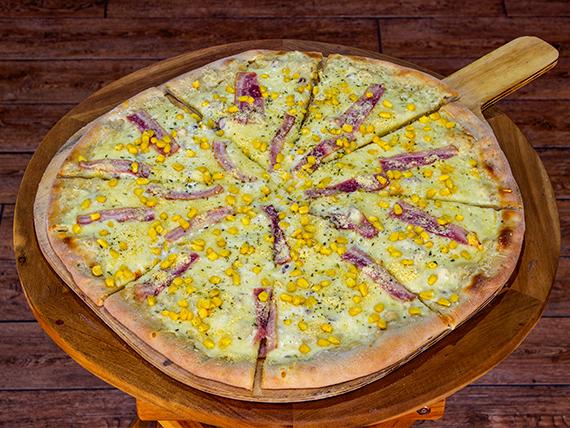 Pizza carbonara (36 cm)